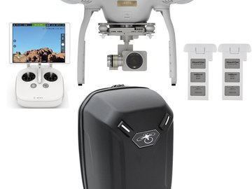 Rent: DJI Phantom 3 Pro Kit
