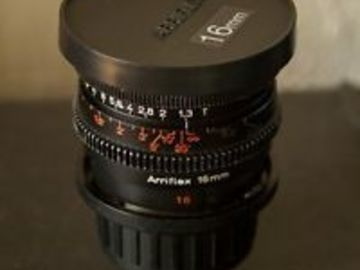 Rent: 16mm Super 16mm Superspeed