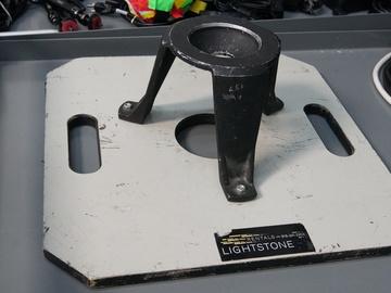 Rent: Hi-Hat 100mm Bowl on Octagon Board