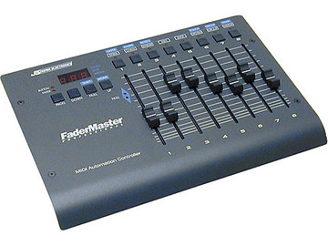 Rent: JL COOPER FADERMASTER PROFESSIONAL MIDI AUTOMATION CONTROLLE