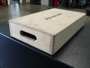 Rent: Half Apple Box
