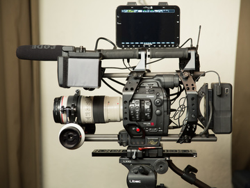 Rent: C300 Mark II (MKII) Cinema / Shooter / RAW+ProRes Odyssey
