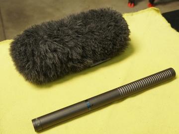 Rent: Audio Technica AT897 Short Shotgun Mic