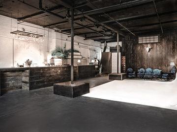 Rent: Urban Studio Space In Williamsburg Brooklyn With A Cyc Wall