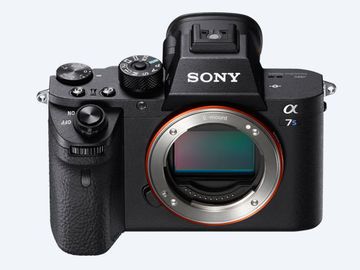 Sony A7Sii w/ Adapter Lenses and Tripod