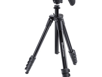 Rent: Manfrotto 7321YB Tripod