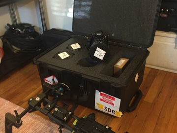 Rent: A7Sii Ultimate Package with Xenon Cine's