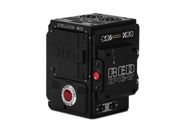 Rent: Red Epic-W Helium 8K Base Package