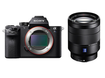 Rent: Sony A7S II Package