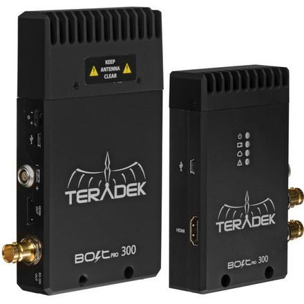 Teradek Bolt 300 Complete Kit (Add Sidekick for $75)