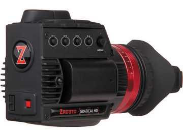 Rent: Zacuto Gratical Micro OLED EVF