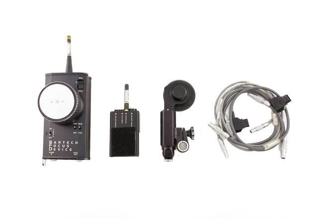 Bartech Wireless Follow Focus Complete Kit