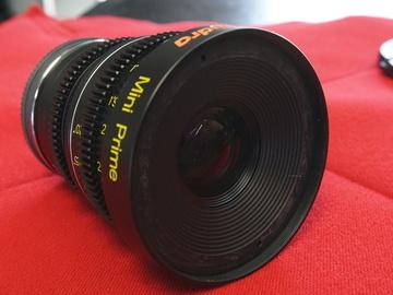 Rent: Veydra 25mm T2.2 Mini Prime Lens (Sony E-Mount, Feet)