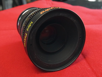 Rent: Veydra 35mm T2.2 Mini Prime Lens (Sony E-Mount, Feet)