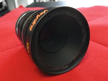 Rent: Veydra 50mm T2.2 Mini Prime Lens (Sony E-Mount, Feet)