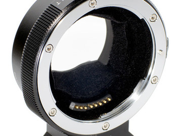 Rent: Metabones Speed Booster Ring Mark IV Canon EF or EF-S Lens