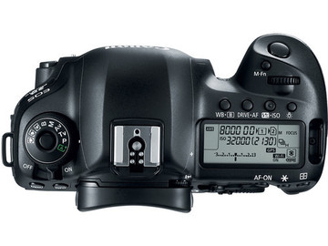 Rent: Canon EOS 5D Mark IV DSLR Camera (Body Only)