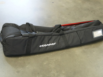 Rent: OConnor SOFT Carrying Tripod Case
