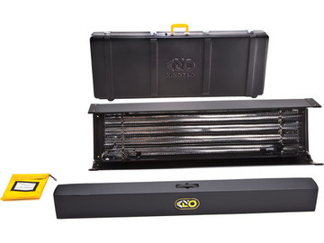 Rent: Kino Flo Tegra 4Bank DMX (T-455) Kit with Travel Case
