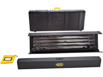 Rent: Kino Flo Tegra 4Bank DMX (T-455) Kit with Travel Case