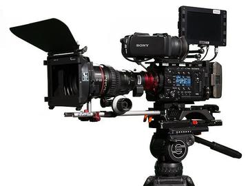Rent: Sony PMW-F5 4k Camera Package