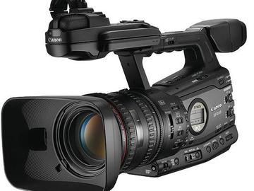 Rent: Canon XF305 Camcorder