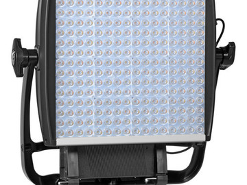 Rent: Litepanels Bi-Color Astra 1x1 w/Softbox (Gold Mount Adapted)