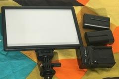 Rent: VILTROX LED Light Panel 3300K-5600K