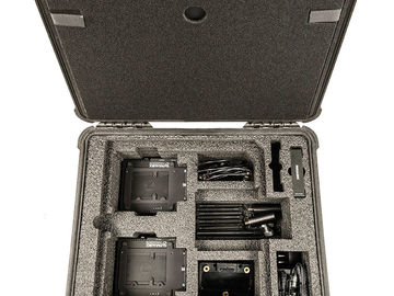 Wireless System: Paralinx Tomahawk 1:2 SDI DELUXE Package