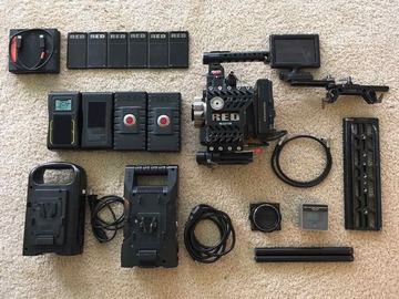 Rent: Red Epic Dragon 6k Complete Package