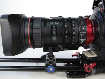 Rent: canon 18-80 F4 zoom lens with rocker