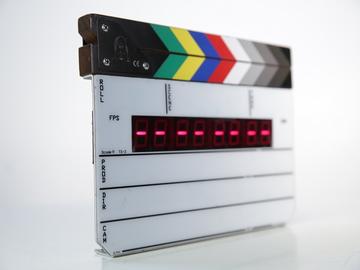 Rent: deneke electronic time code slate