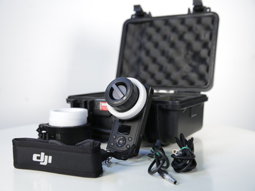 Rent: DJI wireless follow focus