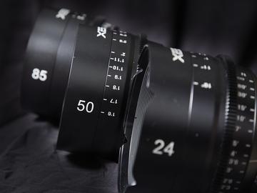 Rent: Rokinon XEEN T1.5 EF 3 Lens Kit