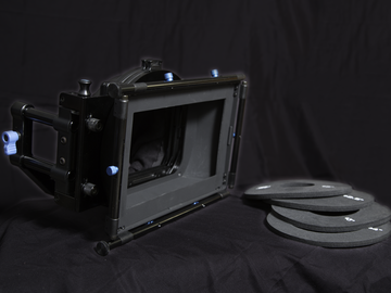 Rent: RedrockMicro Swing Away 4x5.65 Mattebox