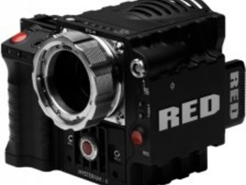 Rent: RED EPIC-X BASIC PACKAGE W/ CANON LENS