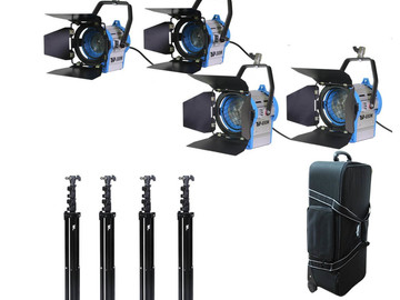 Rent: Tungsten light kit