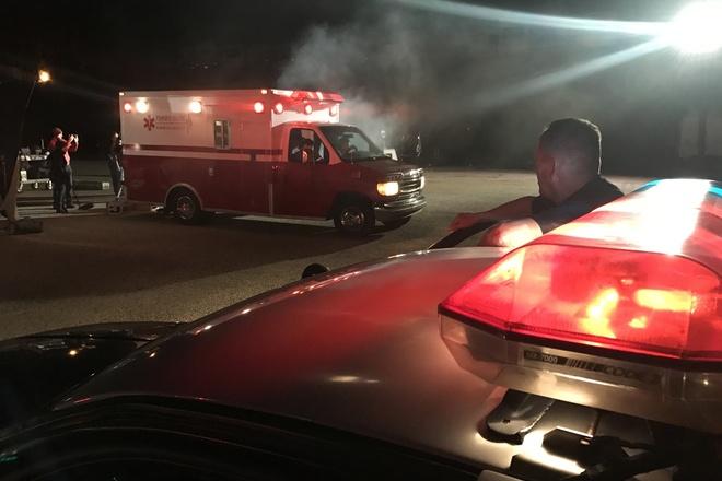 Red & White Ambulance