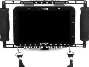 Rent: Wiireless Director's Cage - Small HD 702 Bright Monitor