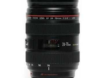 Rent: Canon EF 24-70mm f/2.8L
