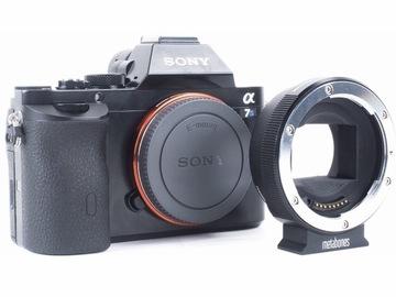 Sony A7s II w/ metabones