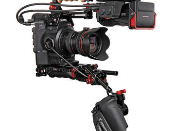 Rent: Canon c300 with Dual Pixel Auto Focus