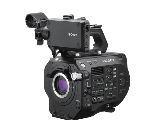 Sony FS7 Package with Canon Zoom Lens