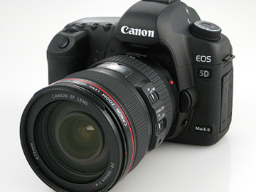 Rent: Canon 5D mark II w/ Canon 24-105mm f/4L lens