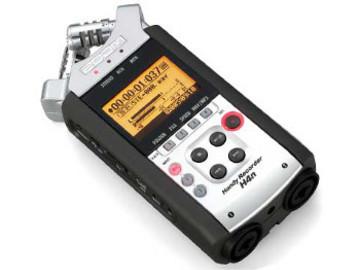 Rent: Zoom H4n Digital Audio Recorder