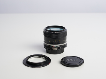 Rent: Nikon Nikkor Ai 35mm f/2.0 with Canon Adapter