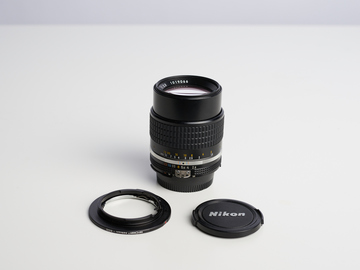 Rent: Nikon Nikkor Ai 105mm f/2.5 with Canon Adapter