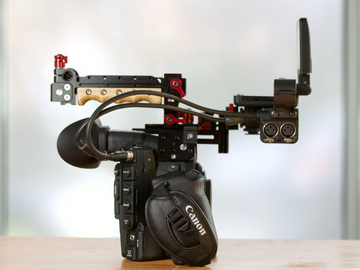 Rent: Canon c300 with Dual Pixel Auto Focus