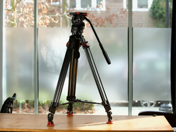 Rent: Sachtler FSB6 Tripod with Speed Lock CF Legs