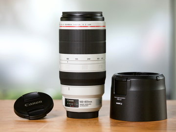 Rent: Canon EF 100-400mm F4.5-5.6L IS II USM